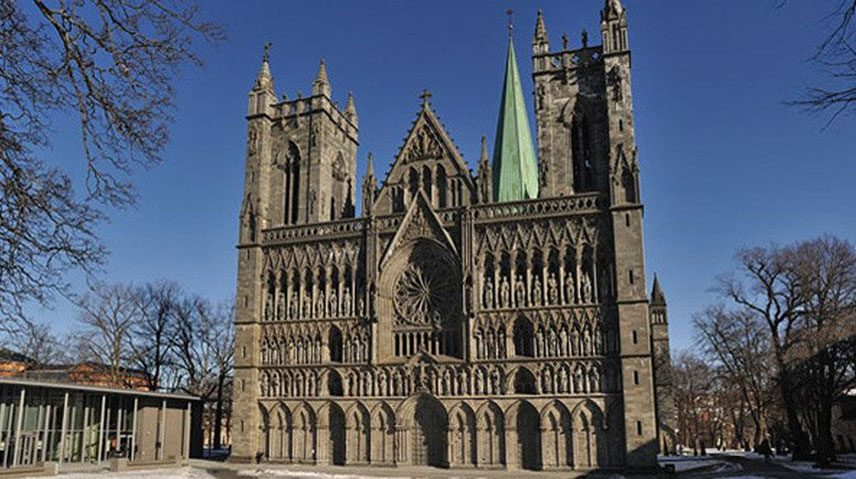 """Featured image for """"Nidaros Cathedral"""""""