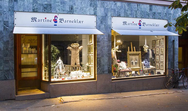 """Featured image for """"Martine Barneklær"""""""