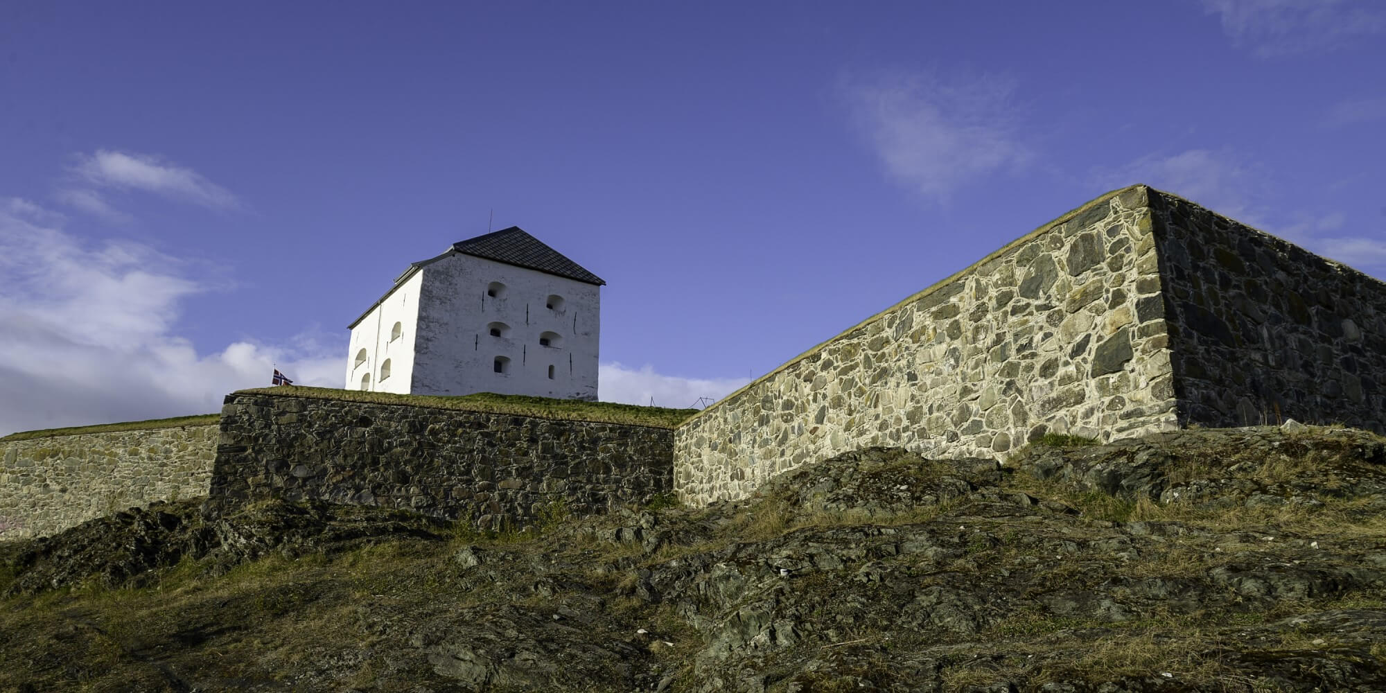 """Featured image for """"Kristiansten Fortress"""""""