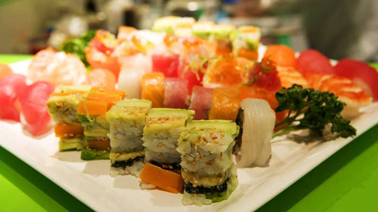 """Featured image for """"Art of Sushi"""""""