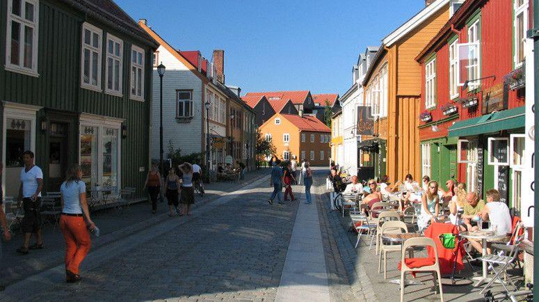 """Featured image for """"Bakklandet"""""""