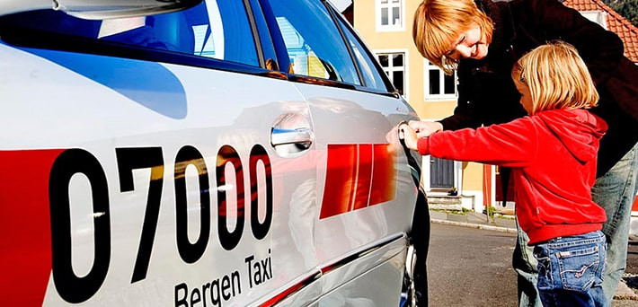 """Featured image for """"Bergen Taxi"""""""