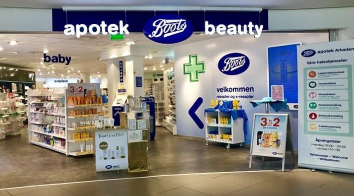 "Featured image for ""Boots Apotek Arkaden"""
