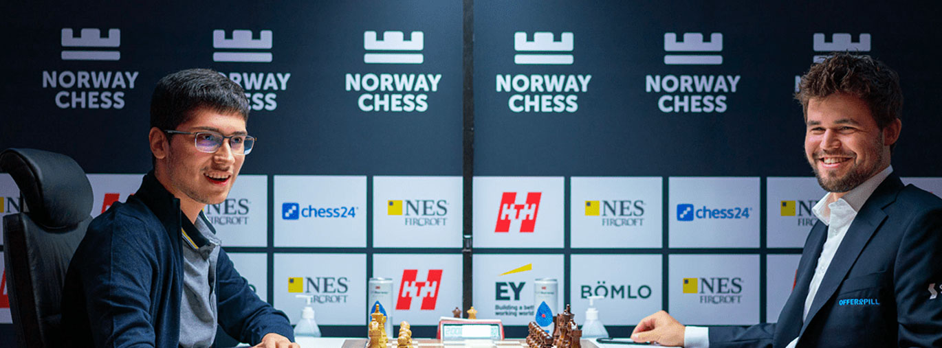 """Featured image for """"Norway Chess turneringen, 7. – 18. sept."""""""