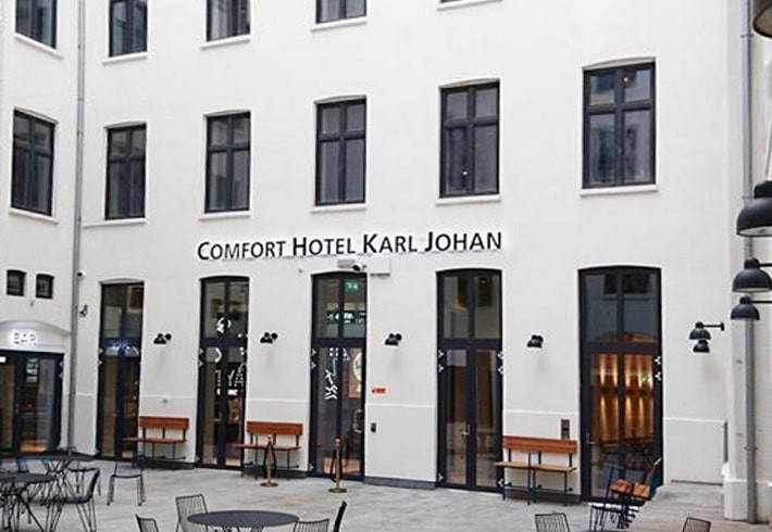 """Featured image for """"Comfort Hotel Karl Johan"""""""