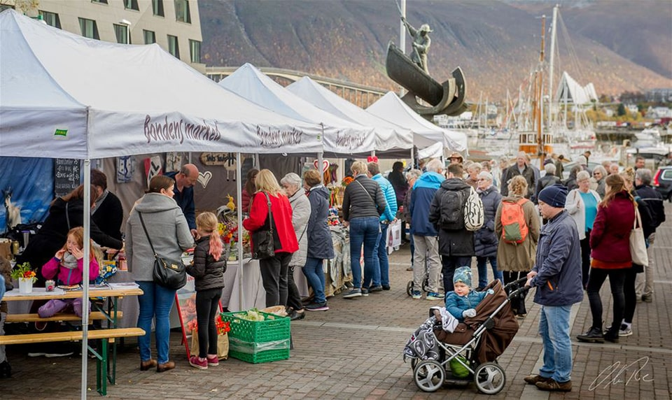 """Featured image for """"Farmers Market – Saturdays at the market square"""""""