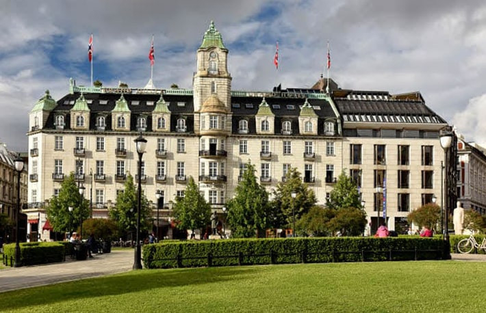 """Featured image for """"Grand Hotel Oslo by Scandic"""""""