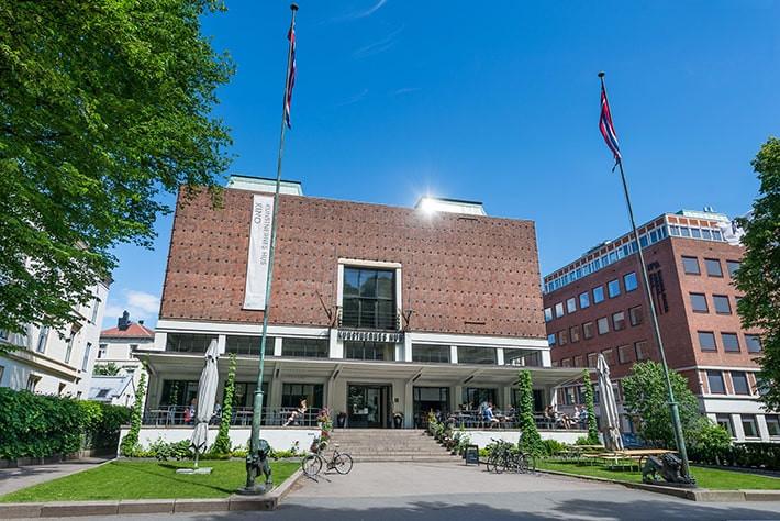 """Featured image for """"Kunstnernes Hus"""""""