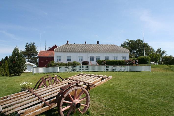 """Featured image for """"Kvilhaugen Gård"""""""