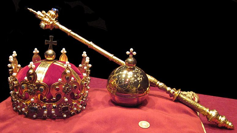 """Featured image for """"The Crown Regalia"""""""