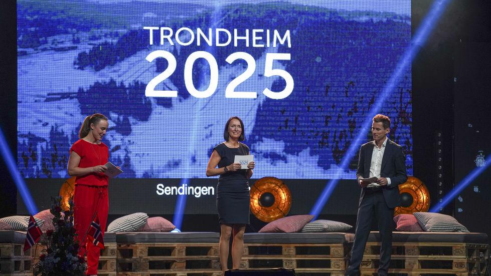 """Featured image for """"Ski-VM til Trondheim i 2025"""""""
