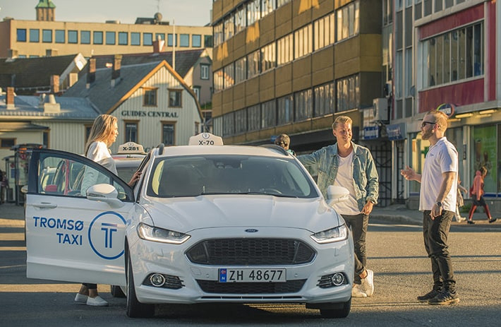 """Featured image for """"Tromsø Taxi"""""""