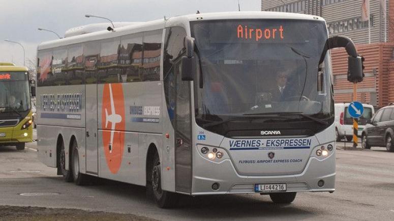 "Featured image for ""Værnes-Ekspressen"""
